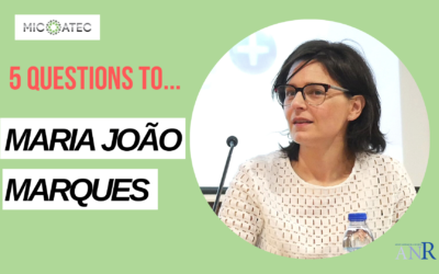 The interview of Maria João MARQUES