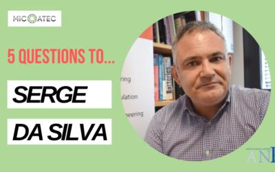 Interview of Serge Da SILVA